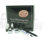 Dental Clinic Professional Teeth Whitening Kit 35% Hydrogen Peroxide with Powder & Liquid 10 Pack