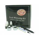 Dental Clinic Professional Teeth Whitening Kit 35% Hydrogen Peroxide with Powder & Liquid 10 Pack