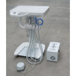 Portable Dental Delivery Unit Control Mobile Cart Lab Equipment for Dentist CE GM-05