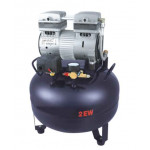 Medical Dental Super Silent Noiseless Oilless Air Compressor One for Two Dental Chairs 2EW-35