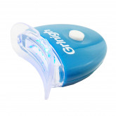 Grinigh Handheld Teeth Whitening LED Accelerator Light with 5 LEDs, Blue